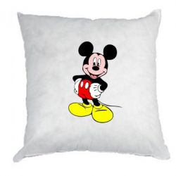 Подушка Сool Mickey Mouse - PrintSalon