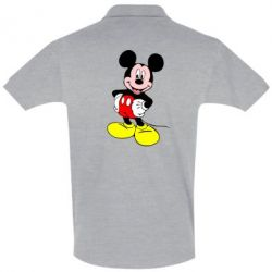 Футболка Поло Сool Mickey Mouse - PrintSalon