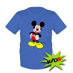 Детская футболка Сool Mickey Mouse - PrintSalon