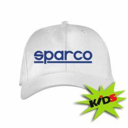 Детская кепка Sparco - PrintSalon