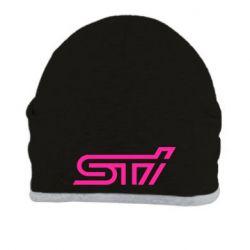 Шапка STI Logo