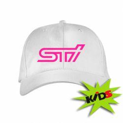 Детская кепка STI Logo