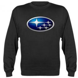 Реглан Subaru 3D Logo