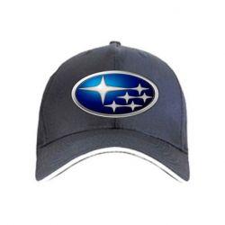 кепка Subaru 3D Logo