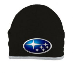 Шапка Subaru 3D Logo
