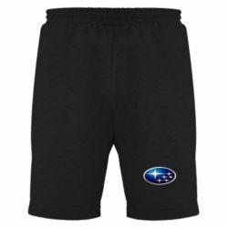 Мужские шорты Subaru 3D Logo