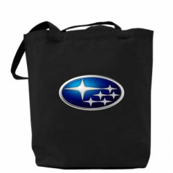 Сумка Subaru 3D Logo
