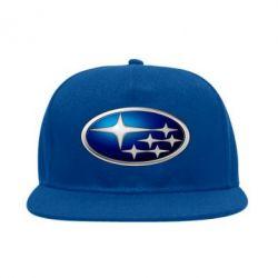 Снепбек Subaru 3D Logo