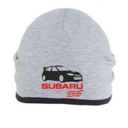 Шапка Subaru STI