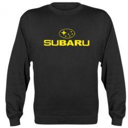 Реглан Subaru - PrintSalon