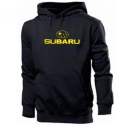 Толстовка Subaru - PrintSalon