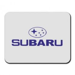 Коврик для мыши Subaru - PrintSalon