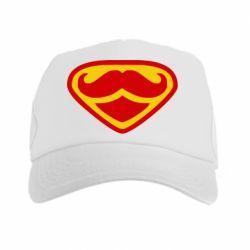 Кепка-тракер Супер вуса