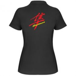 Женская футболка поло Suzuki Hayabusa