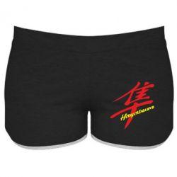 Женские шорты Suzuki Hayabusa