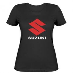 Женская Suzuki - PrintSalon
