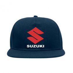 Снепбек Suzuki - PrintSalon