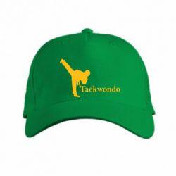 кепка Taekwondo