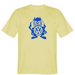Футболка Тасманский дьявол Volkswagen