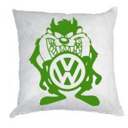 Подушка Тасманский дьявол Volkswagen
