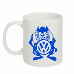 Кружка 320ml Тасманский дьявол Volkswagen