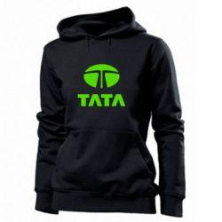 Женская толстовка TaTa