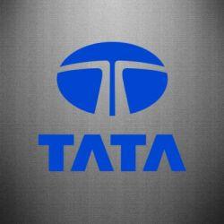 Наклейка TaTa
