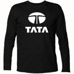 Футболка с длинным рукавом TaTa