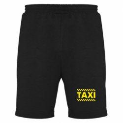 Мужские шорты TAXI - PrintSalon