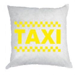 Подушка TAXI - PrintSalon