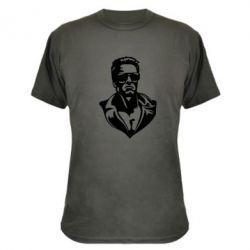 Камуфляжная футболка Терминатор - PrintSalon