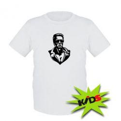 Детская футболка Терминатор - PrintSalon