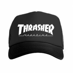 Кепка-тракер Thrasher Magazine