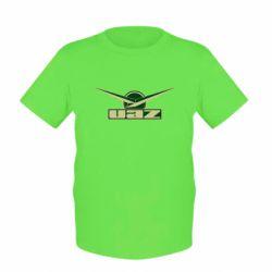 Детская футболка UAZ Лого