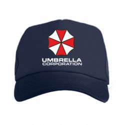Кепка-тракер Umbrella - PrintSalon