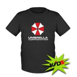 Детская футболка Umbrella - PrintSalon