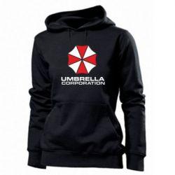 Женская толстовка Umbrella - PrintSalon
