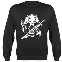 Реглан Волк с мечем