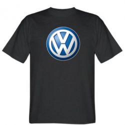 Футболка Volkswagen 3D Logo