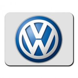 Коврик для мыши Volkswagen 3D Logo