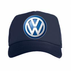 Кепка-тракер Volkswagen 3D Logo