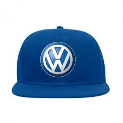 Снепбек Volkswagen 3D Logo