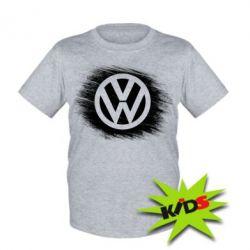 Детская футболка Volkswagen art