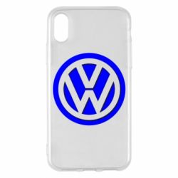 Наклейка Volkswagen Logo