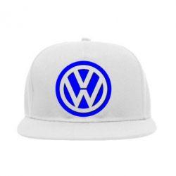 Снепбек Volkswagen Logo