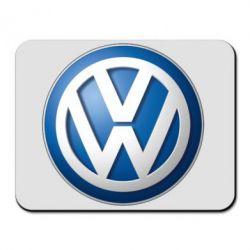 Коврик для мыши Volkswagen Small Logo