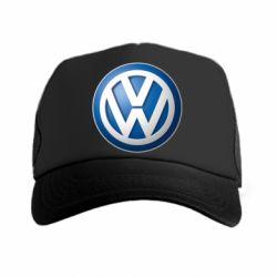 Кепка-тракер Volkswagen Small Logo