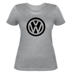 Женская Volkswagen - PrintSalon