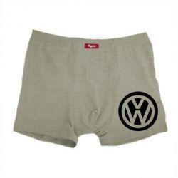 Мужские трусы Volkswagen - PrintSalon