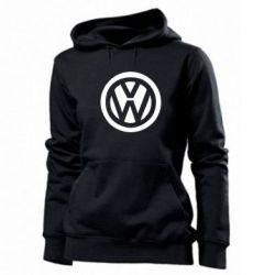 Женская толстовка Volkswagen - PrintSalon